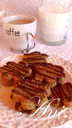 La Cocina de Ani: Galletas de café