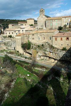 Languedoc-Roussillon, Hérault, Minerve