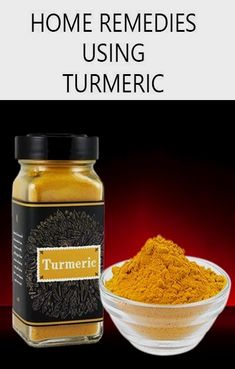 best natural home remedies using turmeric - Turmeric powder is an effective home #remedy for cough, cold, throat irritations and much more... #diy herbal remedies