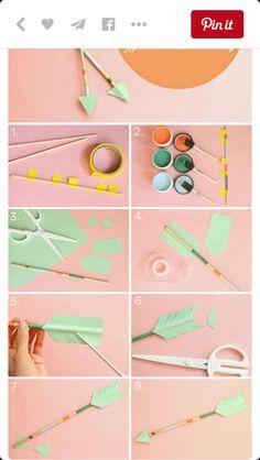 Cute Arrow Craft