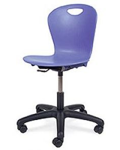 Swivel Base Task Chair Virco Model Ztask Virztask15 Columbia Sc Charleston Large Office Furnitureschool