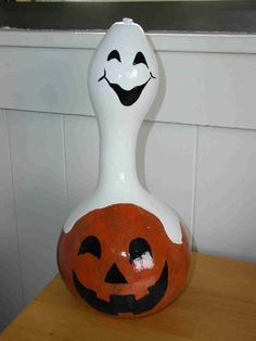 pumpkin gourd crafts - Google Search