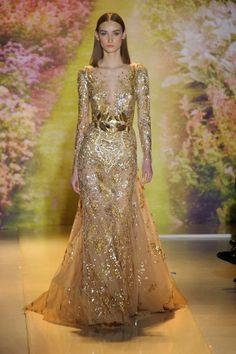 Zuhair Murad Haute Couture Primavera 2014