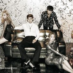 """2017.2.16 00:00 AM  K.A.R.D Project Vol.2 """"Don`t Recall"""" Guess what is hiDden track #KARD #DontRecall"""