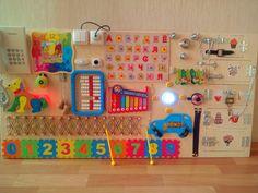 Occupé Board planche sensoriel bébé cadeau par BusyBoardOlga