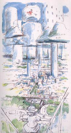 Source: http://floobynooby.blogspot.tw/2011/11/art-of-studio-ghibli-part-7.html