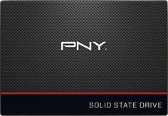 PNY - CS1311 120GB Internal Sata Solid State Drive - Black