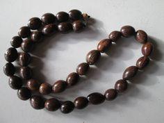 1 Halskette aus Brasilien Hippie Goa Schmuck nr.13 Samen Kokos Kette