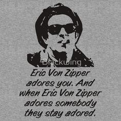 Eric Von Zipper by Blackwing
