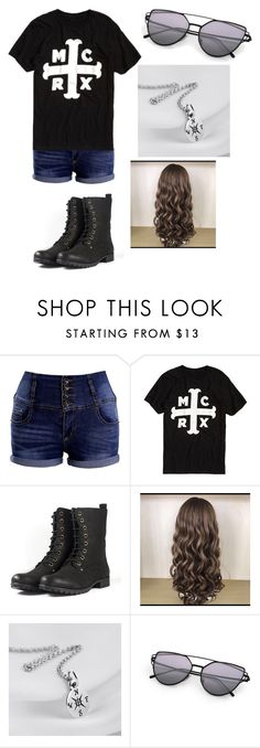 """""""Untitled #2201"""" by aiag ❤ liked on Polyvore"""