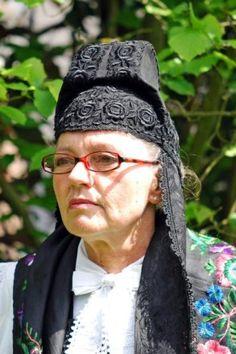 Tracht des Amtes Biedenkopf Kopfbedeckung der Frau #Biedenkopf