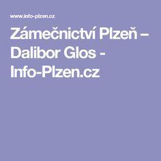 Zámečnictví Plzeň – Dalibor Glos - Info-Plzen.cz