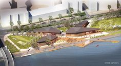 Gallery - Crone Partners Rethink the Community Center in Rhodes - 1