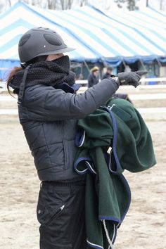 It may be cold, but there's still horses to be shown Style, Winter Edition! It may be cold, but there's still horses to be shown!