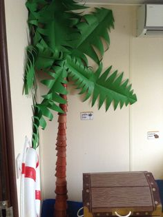 Treasure island palm tree by The Role Play Corner