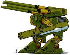 Viggers/Centinental HWR-00 Monster Mk II Heavy Weight Robot  http://www.macross2.net/m3/sdfmacross/destroid-monster/destroid-monster.gif