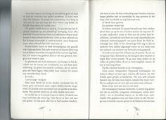 """Pin 4: Langzame voetstappen, steeds dichterbij - tot ze plotseling stopten en de stilte weer neerdaalde.  Ik vind deze zin het mooiste omdat het een hele spannende zin is, je weet namelijk niet van wie de voetstappen zijn en wat er dan gaat gebeuren.  Deze zin staat op bladzijde 9 uit het boek """"Vergelding'' van Tim Bowler"""