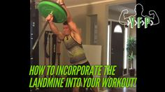 Take your core training to new extremes with the Landmine. Just slip the solid steel post into a weight plate and insert your landmine bar into the sleeve. The joint has full range motion to accommodate a wide variety of core and rotational exercises giving you some really challenging, but fun workouts. Increase mobility Improve your …