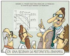 Matemáticos anónimos