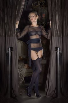 29ed774724 Maison Close -  Music Hall  Collection (Winner of the brand of the Year  Award at the UK Lingerie Awards