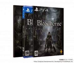 A,B,C...Games: Bloodborne y su edición limitada. Trailer del TGS 2014