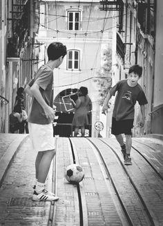 ❤⚽ Futebol na Rua, Portugal