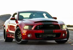 Shelby Mustang   2013 Ford Mustang Shelby GT500 Super Snake Widebody - Specifications ...