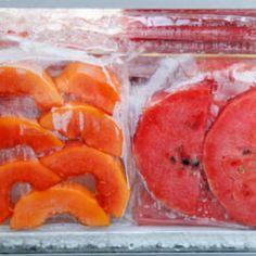 freezing food tips