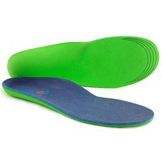 Arches Orthotics Best Pronation Shoe Insoles, 4-layer Correction, Comfort and Performance Guaranteed (Men 10-10.5 / Women 12-12.5)