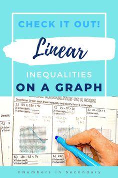 900 Linear Inequalities Ideas In 2021 Algebra Activities Linear Inequalities School Algebra
