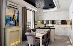 Apartament w Warszawie 135 m2
