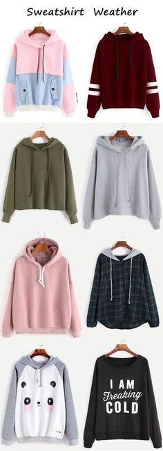 Sweatshirt Weather