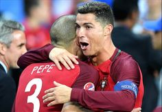 Ronaldo & Griezmann in mix for UEFA Best Player in Europe award