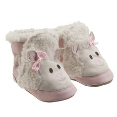 Robeez - Robeez 3D Little Lamb Soft Soles Boot, $23.40 (http://www.myrobeez.com/robeez-3d-little-lamb-soft-soles-boot/)