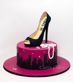 Sex In The City For all enquiries email info@clarescakes.com.au