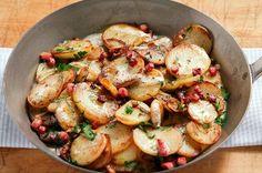 Cajunlicious   Andouille Cajun Potatoes