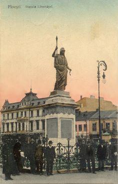 Statuia libertatii Ploiesti
