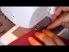 Cayenne Sew Along - Etape 4 - Coudre des poches italiennes - YouTube