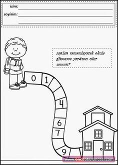 Kindergarten Math, Teaching Math, Preschool Activities, Activities For Kids, Grande Section, Math For Kids, Math Worksheets, Pre School, Kids Learning