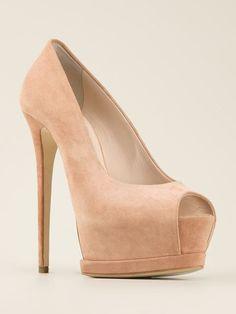 shoes  highheels  women  fashion  moda  donna  scarpe  decollette  decolté   spuntate  scarpa  aperta c7c34804a530