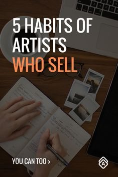 5 Habits of Highly Effective Artists Who Sell. Check out the five essential habi - Arts Job - Ideas of Arts Job - 5 Habits of Highly Effective Artists Who Sell. Check out the five essential habits of artists who sell their artwork. Selling Art Online, Online Art, Jobs In Art, Sell My Art, 3d Laser, Creative Business, Business Tips, Online Business, Artist Life