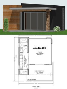 Prefab house from the uk 2 bedroom for Modern guest house plans