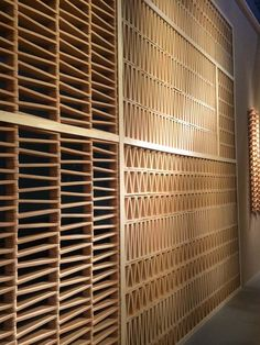 Patricia Urquiola Lands collection for Mutina Patricia Urquiola, Detail Architecture, Brick Architecture, Interior Architecture, Interior Walls, Home Interior Design, Interior And Exterior, Interior Decorating, Screen Design