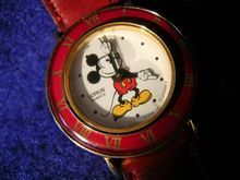 Nice Quartz Movement Mickey Mouse Watch