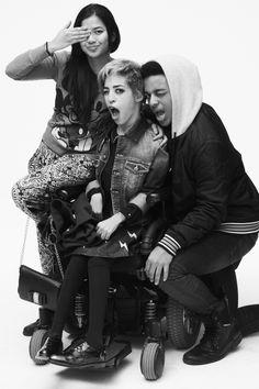 jillian mercado, eileen doñiego de france, willie greene of We The Urban, new york x MADE fashion week
