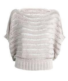 Siga o passo a passo para confeccionar uma blusa de tricô - Moda, Beleza, Estilo, Customizaçao e Receitas - Manequim - Editora Abril