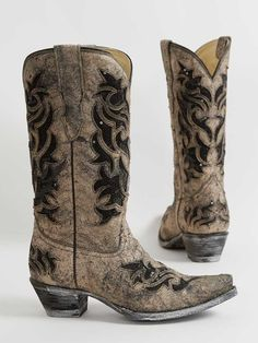 Cute Cowboy Boots : Corral Sequin Cowboy Boot | Buckle