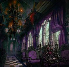 Inside of the infernal train par Luis Melo