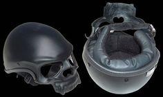 Bike Helmet That Looks Like A Skull