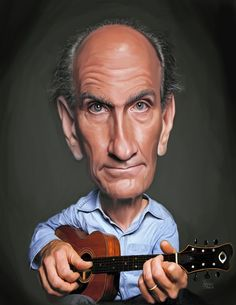 James Taylor (medium) by rocksaw
